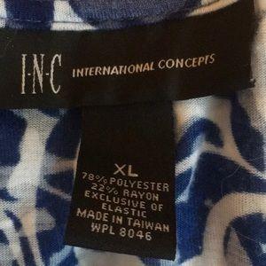 INC International Concepts Tops - I.N.C. International Concepts Tank Top SzXL
